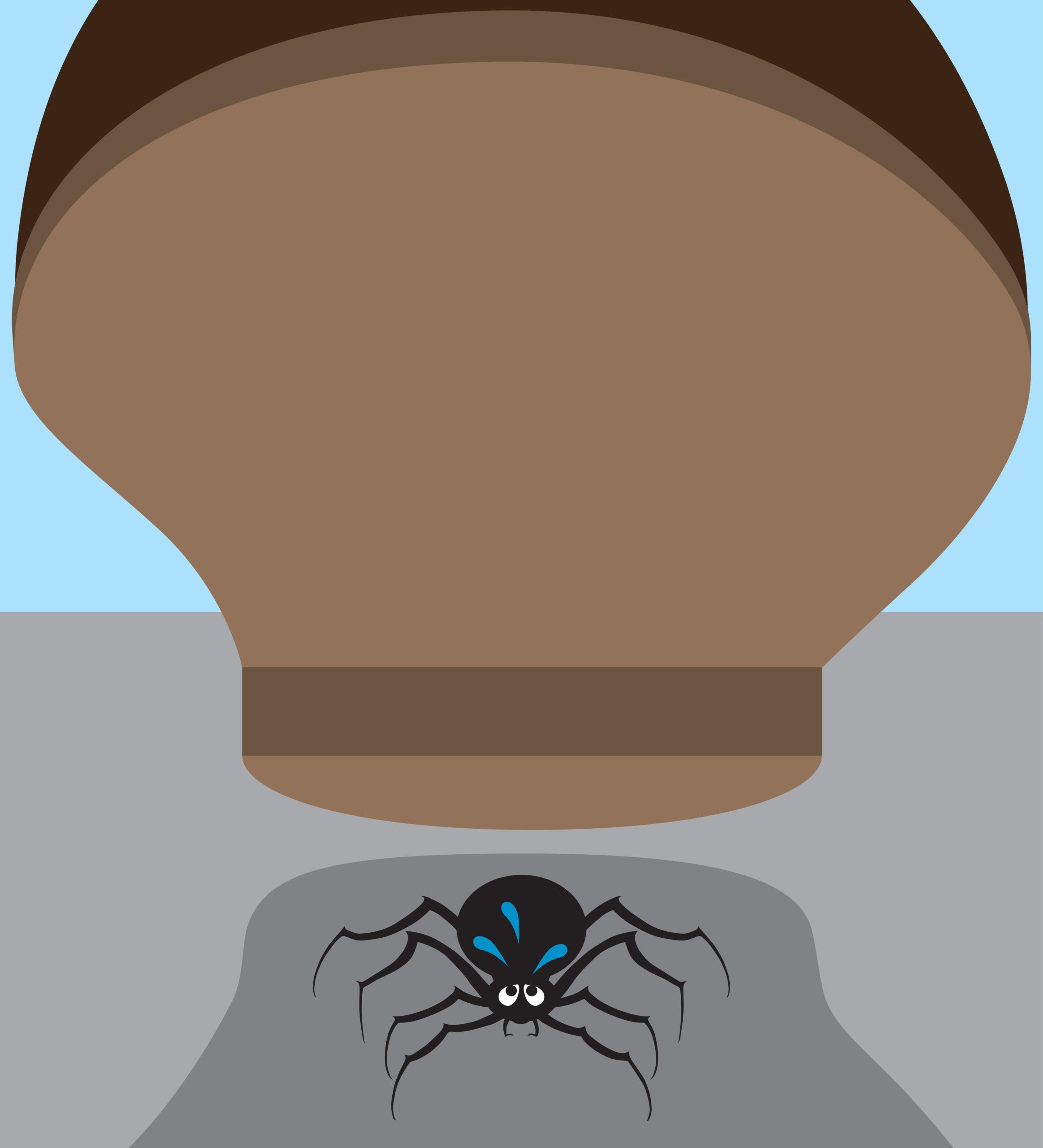 Crushing Spiders